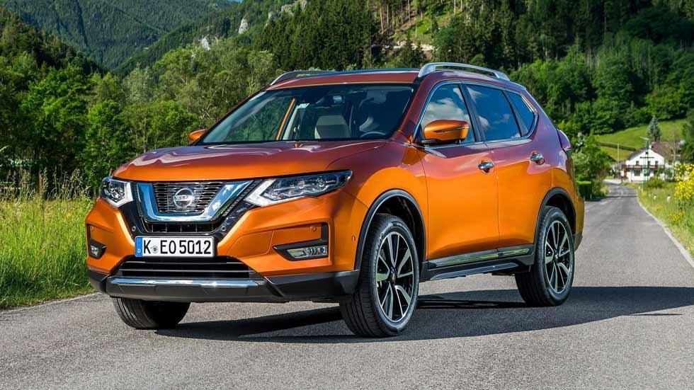 Nissan X-Trail 2017: precios del hermano mayor del Qashqai