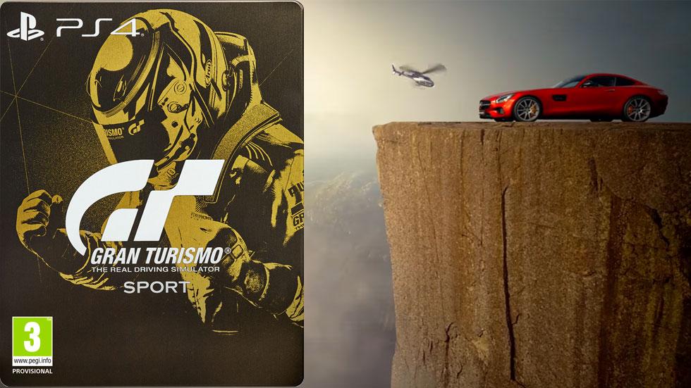 Gran Turismo Sport: a la venta el 18 de octubre sólo para PS4