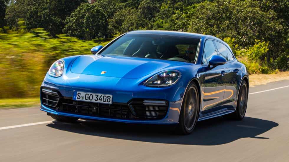 Porsche Panamera Sport Turismo: a prueba el familiar de Porsche