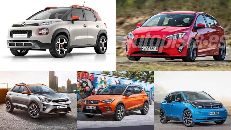 Revista Autopista 3017: todos los coches y SUV nuevos de 2017 y 2018