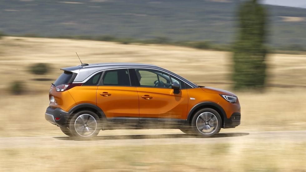 Opel Crossland X 1.6 Turbo D: opiniones del SUV y consumo real