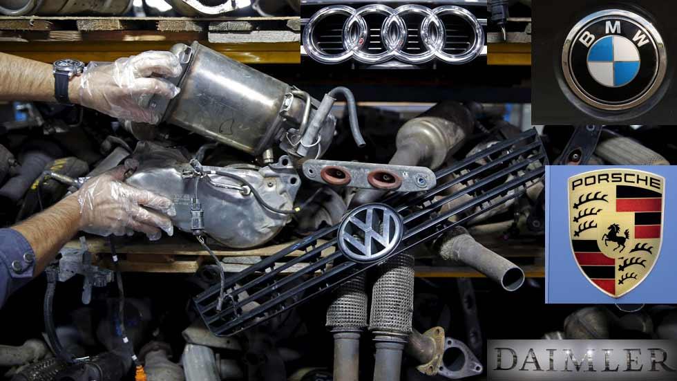 El posible cártel de marcas alemanas, ¿el mayor escándalo de la industria?