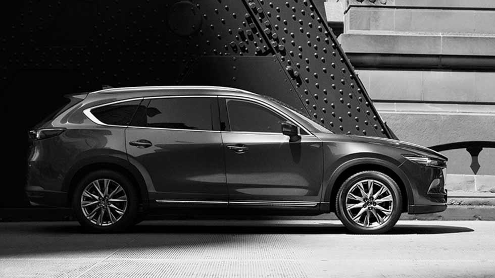 Nuevo SUV Mazda CX-8: el hermano mayor del CX-5 con 7 plazas