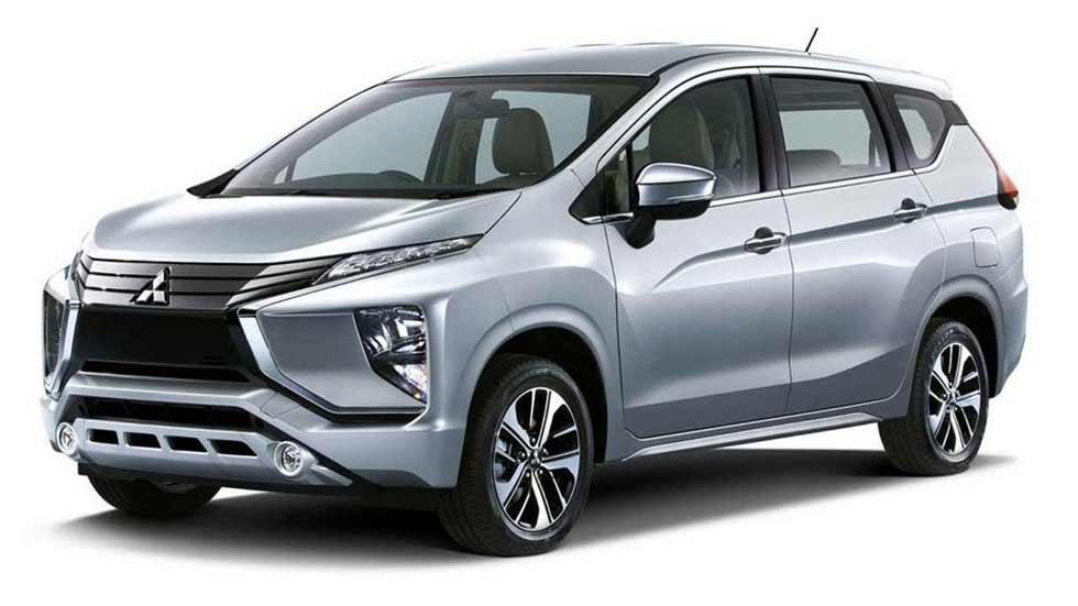 Nuevo Mitsubishi MPV: mitad SUV, mitad monovolumen