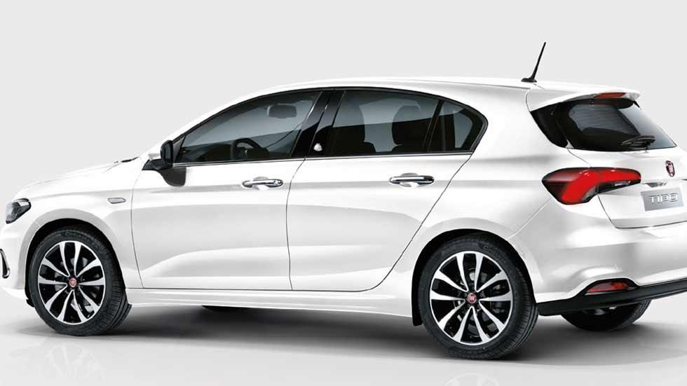 Nuevo Fiat Tipo 5 puertas Ñ Edition, ¡desde 13.200 euros!