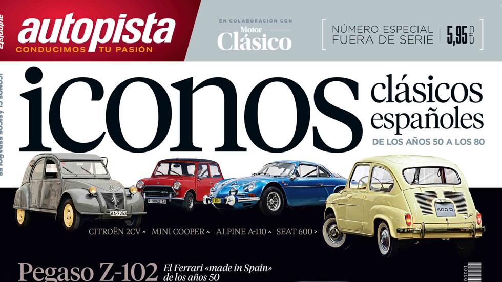 Los 10 coches fabricados en España más significativos de los 50 a los 80