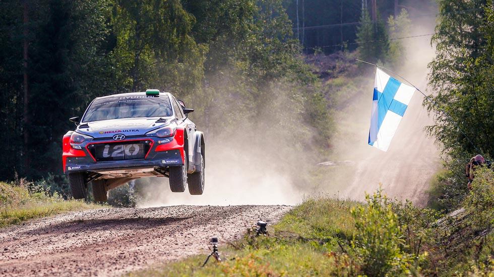 Rally de Finlandia 2017: previo y horarios
