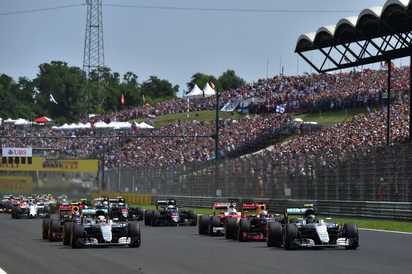 """GP de Hungría de F1: los números del Gran Premio """"magyar"""""""