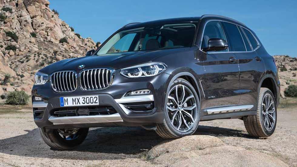 BMW X3: precios del nuevo SUV para España
