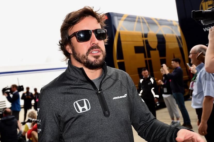 """Fórmula 1: Alonso habla sobre el """"halo"""", el nuevo sistema de seguridad"""