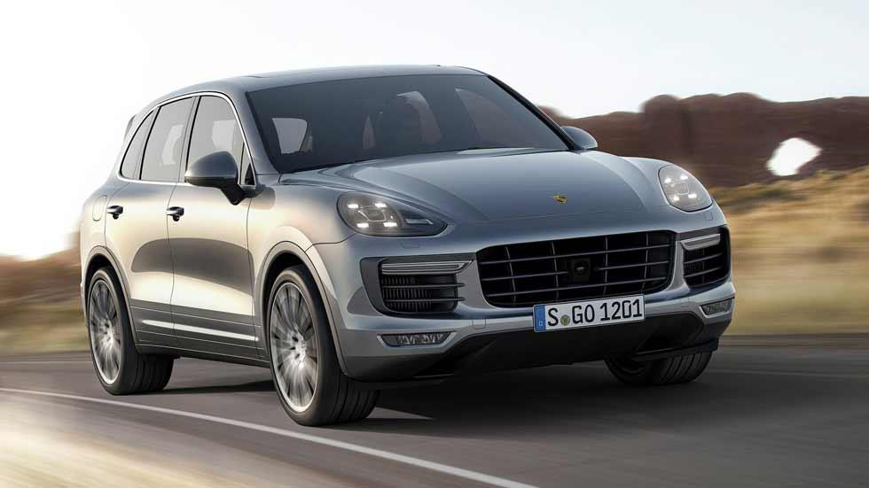 Porsche revisará 22.000 Cayenne Diesel en Europa por software ilegal