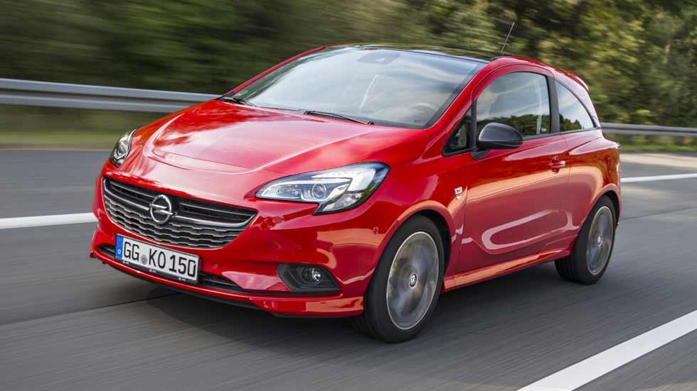 Opel Corsa S: estilo deportivo OPC y motor de 150 CV