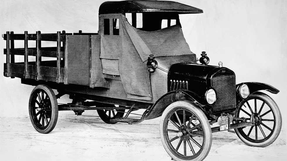 El Ford Modelo TT cumple 100 años: así fue
