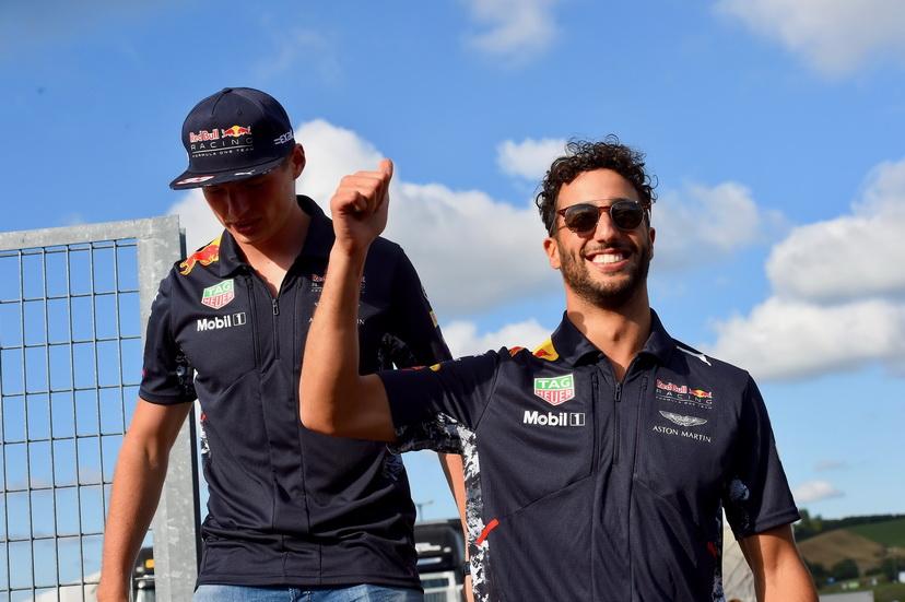 GP de Hungría de F1: tres escuderías entre los tres primeros clasificados