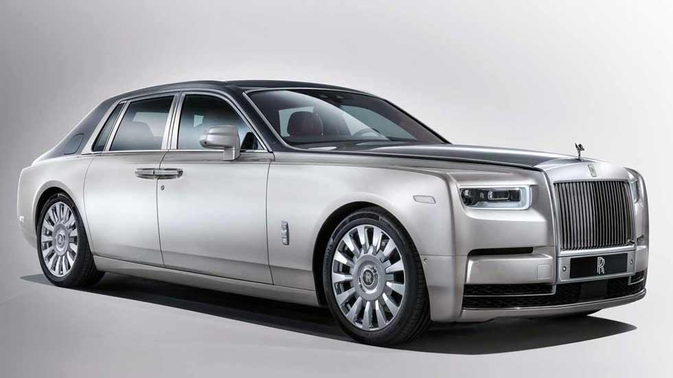 Rolls-Royce Phantom VIII: todos los datos y fotos