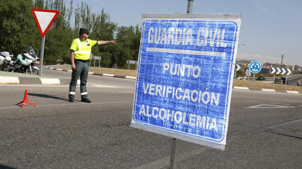 Delitos contra el tráfico, más de 55.000 conductores pierden el permiso