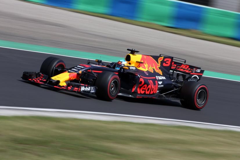 GP de Hungría de F1: dos banderas rojas en la segunda sesión