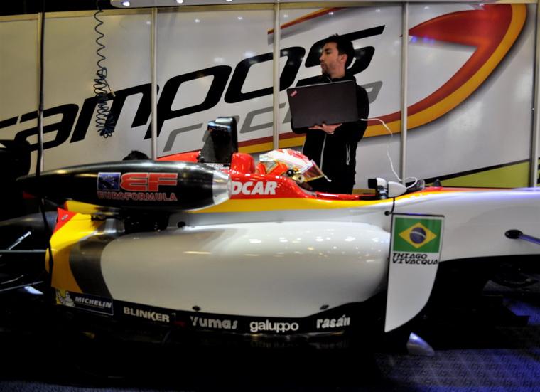 Campos Racing organiza por tercera vez el Curso Superior de Técnico de Competición