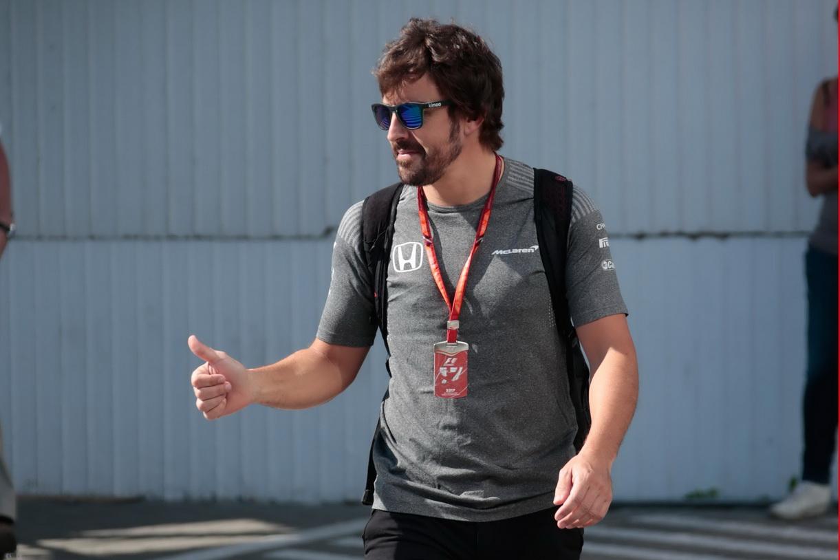 GP de Hungría de F1: ¡feliz cumpleaños Fernando!