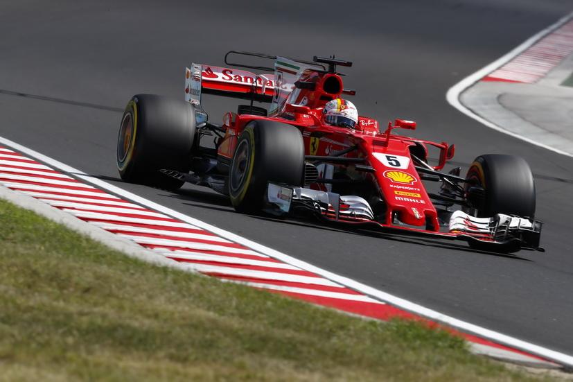 GP de Hungría de F1: los Ferrari, candidatos a conseguir la pole position