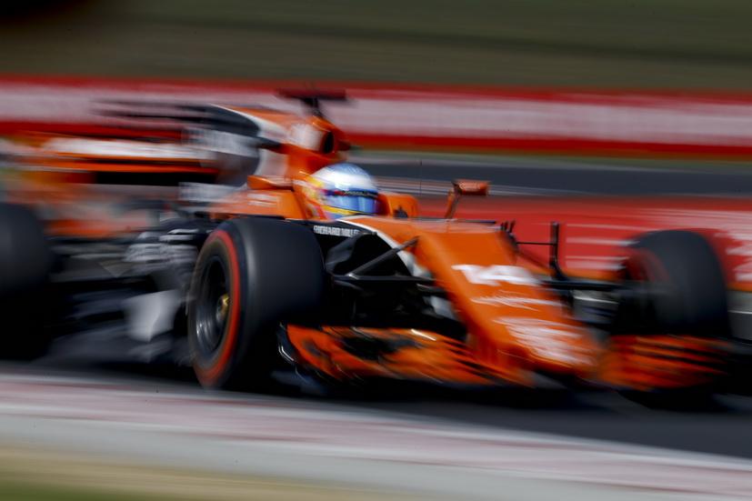 GP de Hungría de F1: Alonso tomará la salida desde la séptima posición