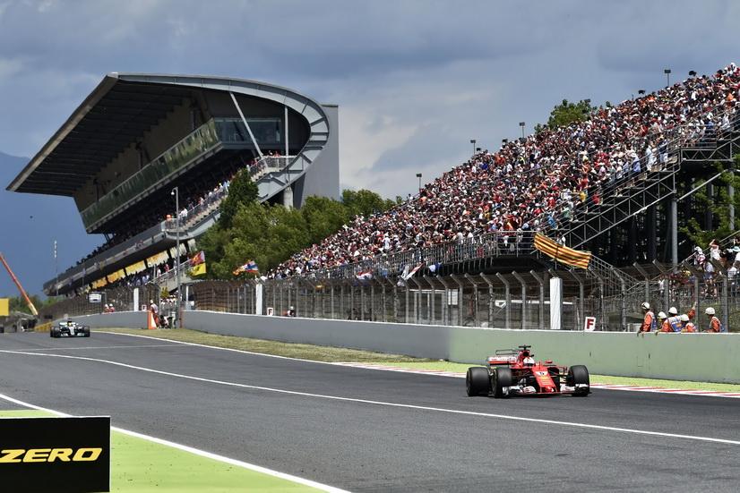 Ya se conocen las fechas de los test de F1 para la temporada 2018