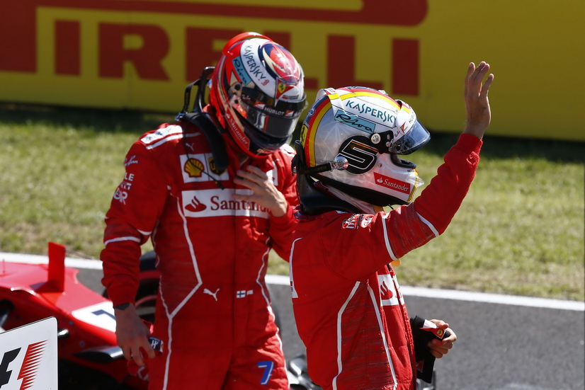 GP de Hungría de F1: victoria para Vettel y vuelta rápida para Alonso