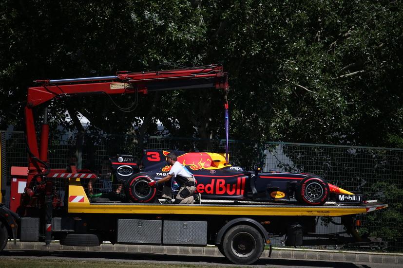 GP de Hungría de F1: tensión entre los pilotos de Red Bull