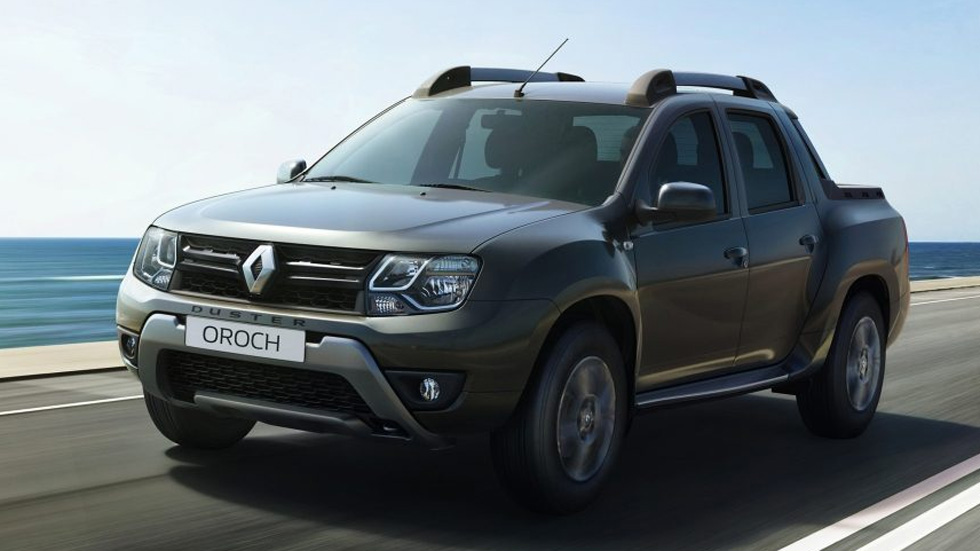 Así es el Dacia Duster Oroch, el Duster más bestia (vídeo)