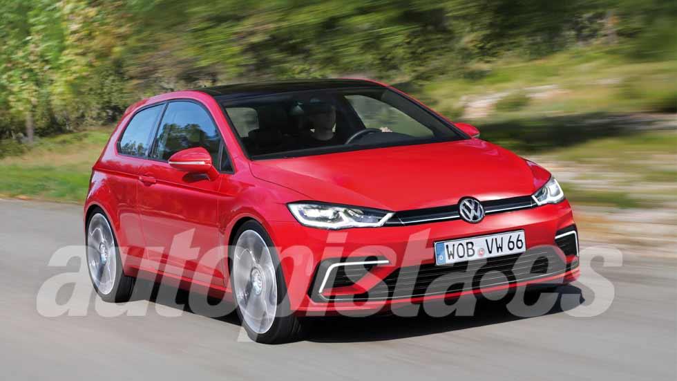 Volkswagen Golf 2019: más datos y ¡fotos nuevas!