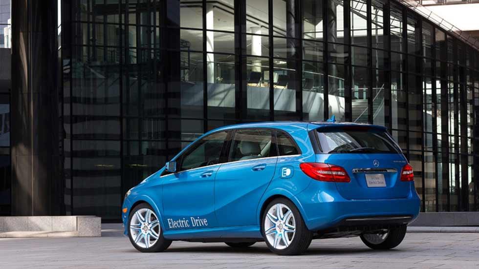 El Mercedes Clase B eléctrico se dejará de fabricar