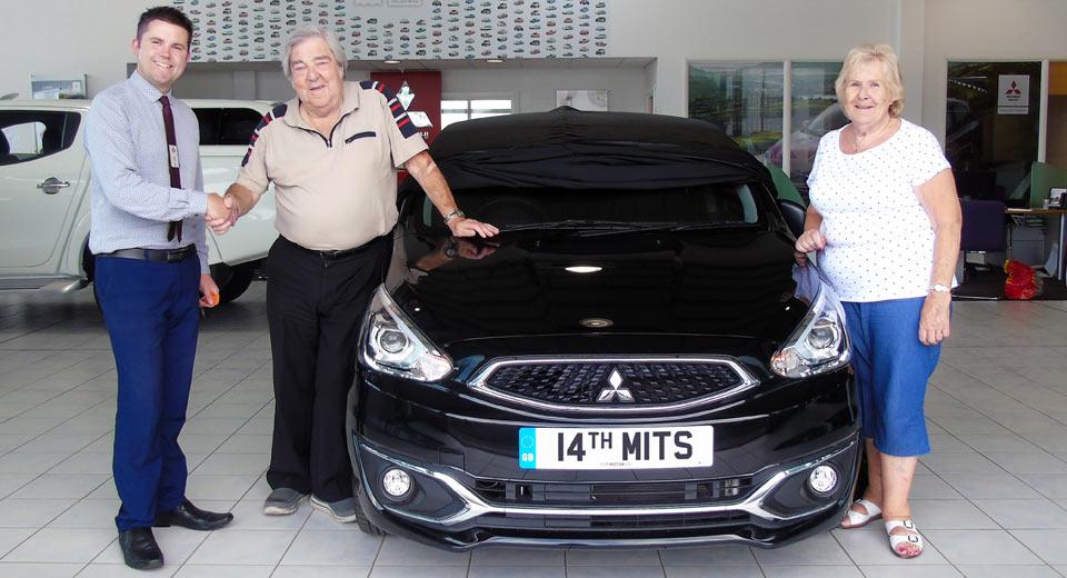 La curiosa historia de un hombre que compró 14 Mitsubishi en 38 años