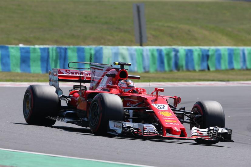 Test de Fórmula 1 en Hungagoring: Leclerc y Ferrari al frente