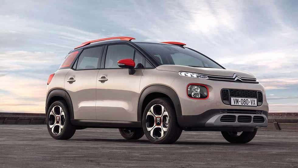 Citroën C3 Aircross: todos los precios del nuevo SUV urbano