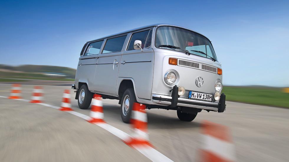 Volkswagen Bulli: a prueba la segunda generación de la mítica furgoneta