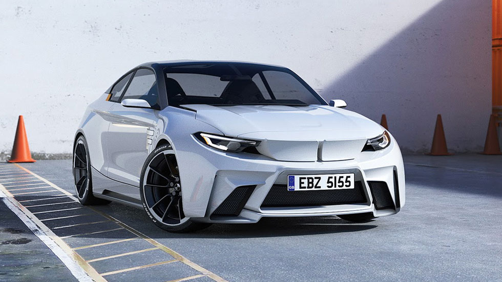 BMW iM2 Concept, ¿el superdeportivo eléctrico del futuro?