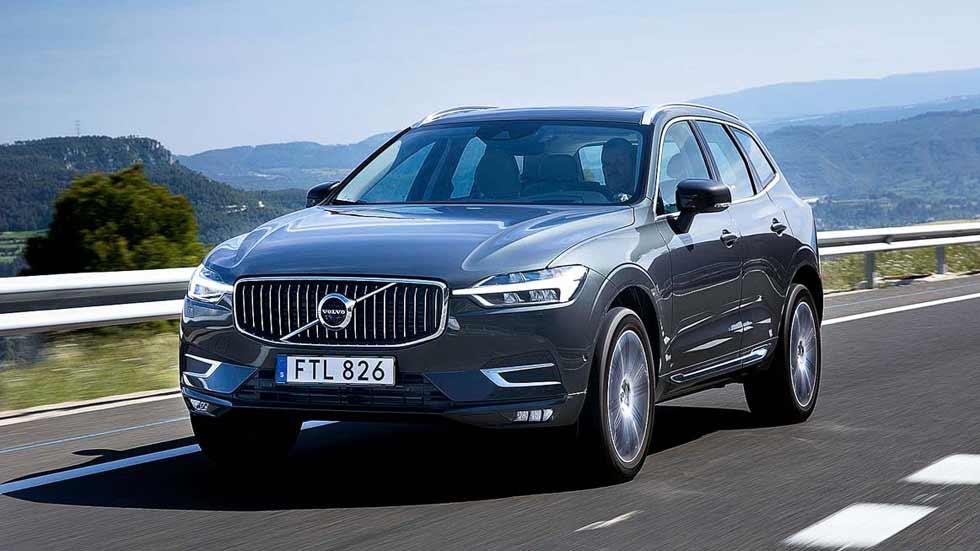 Volvo XC60 D4 AWD: opiniones del nuevo SUV y consumo real