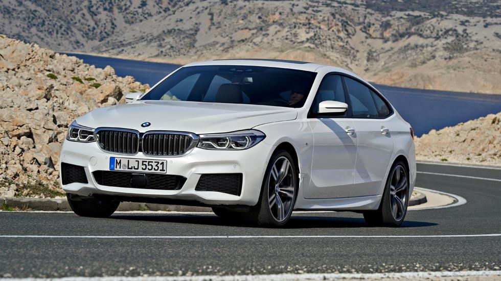BMW Serie 6 Gran Turismo: todos los precios para España