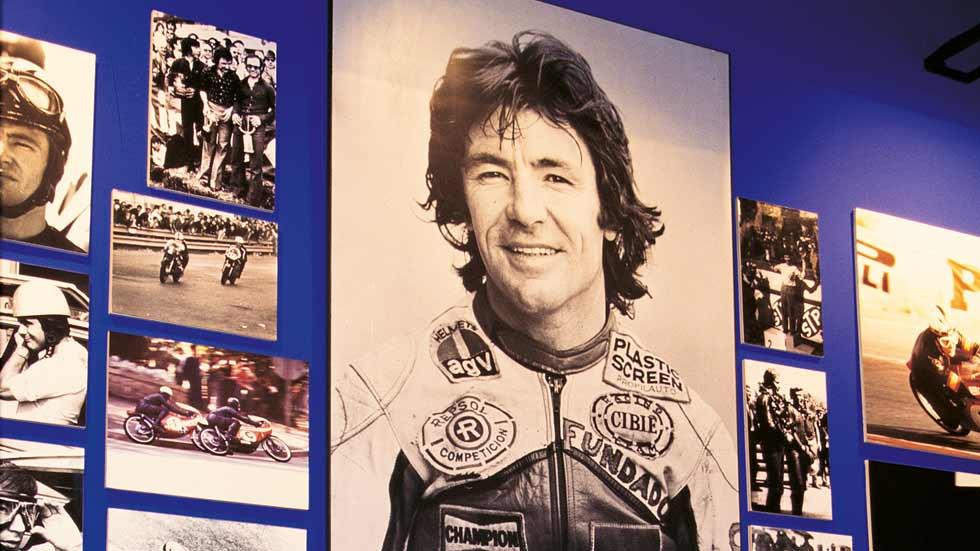 Ángel Nieto: la gran leyenda del motor (sus mejores imágenes)