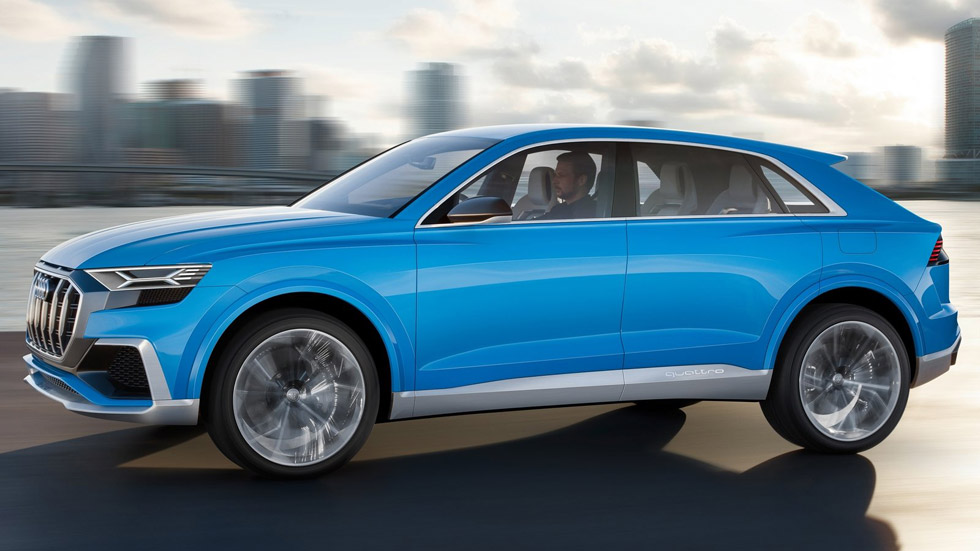 Audi RS Q8, el nuevo súper SUV deportivo. ¡Tiembla, BMW X6M!