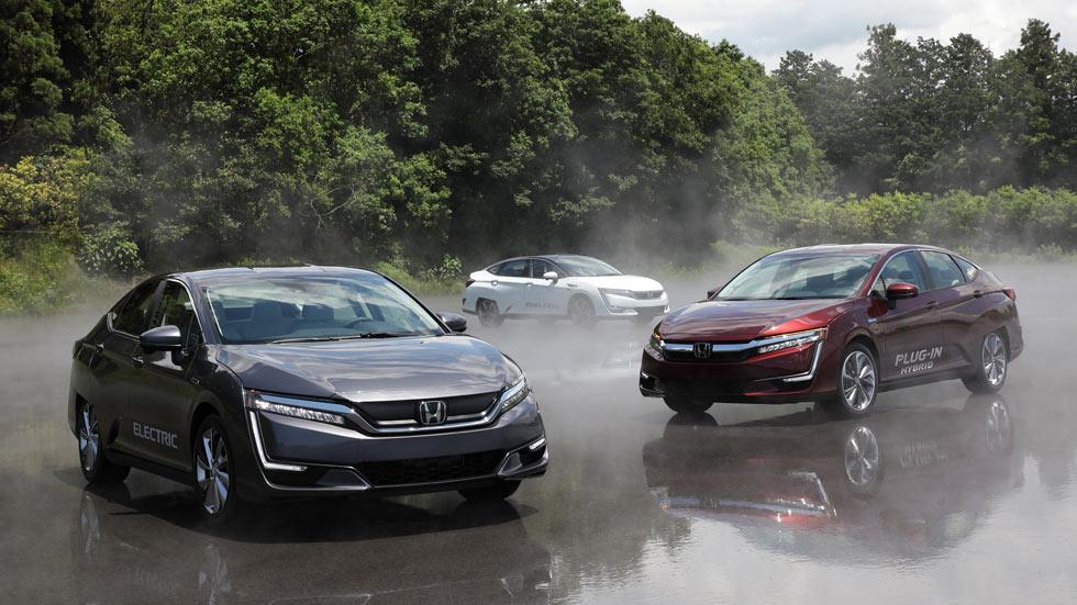 Honda: así será el futuro eléctrico de sus coches