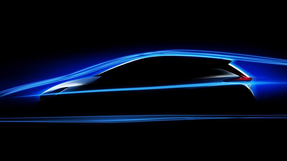 Nissan Leaf 2018: primer vídeo oficial del coche eléctrico más popular