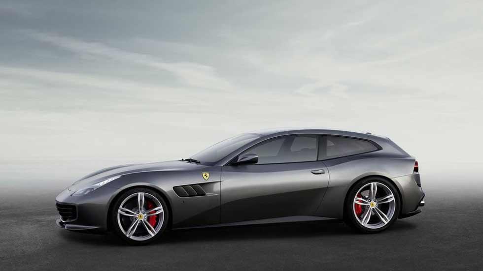 El nuevo Ferrari SUV, más cerca