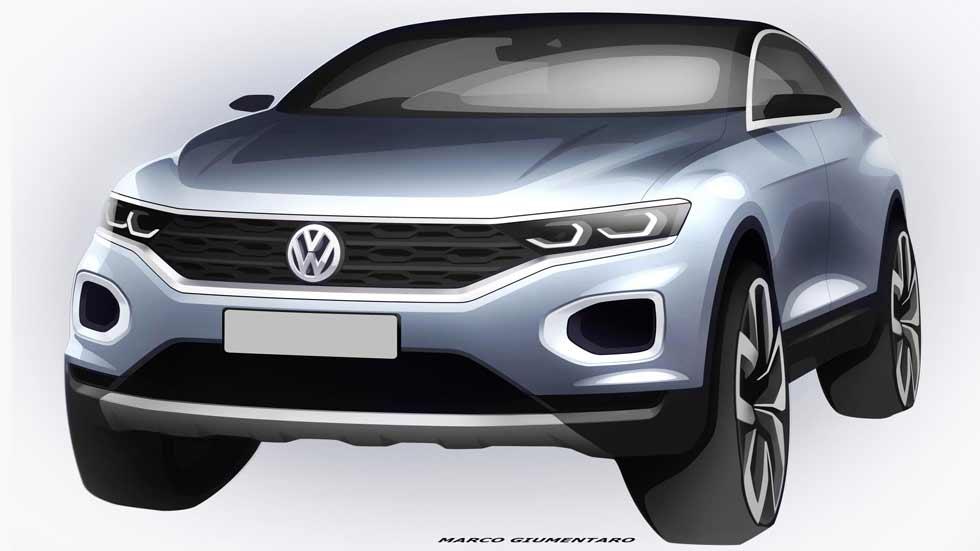 T-Roc: el nuevo SUV de Volkswagen, más cerca