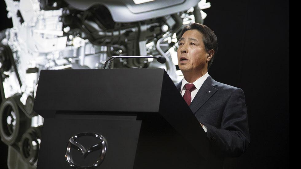 ¡Revolución! Mazda Skyactiv-X: el gasolina que funciona como un Diesel