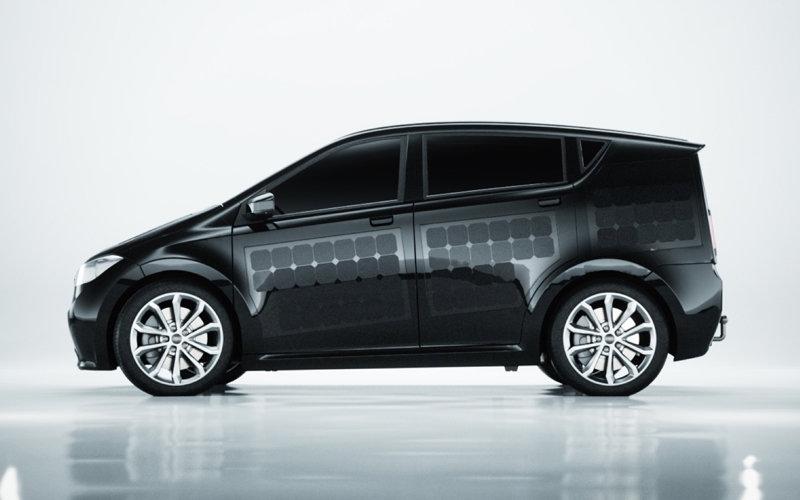 Sono Sion: así es el nuevo coche solar