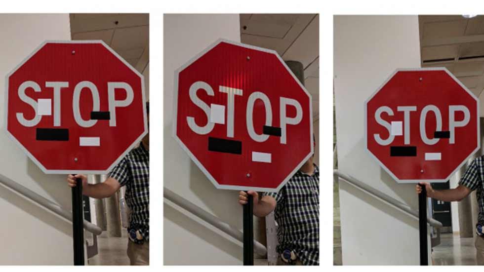 La seguridad de los coches autónomos, a debate: aún confunden los Stop