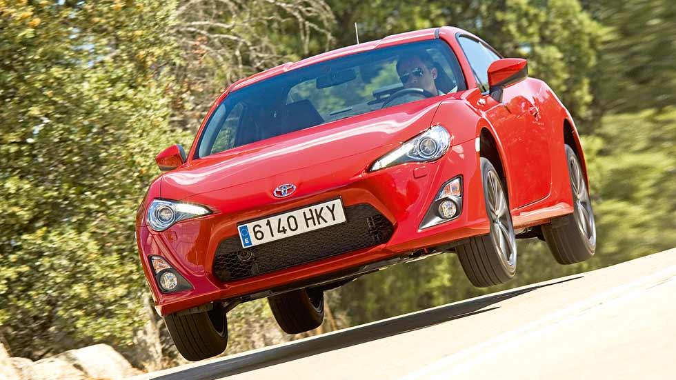 Toyota GT86 de segunda mano: a la venta desde ¡15.000 euros!