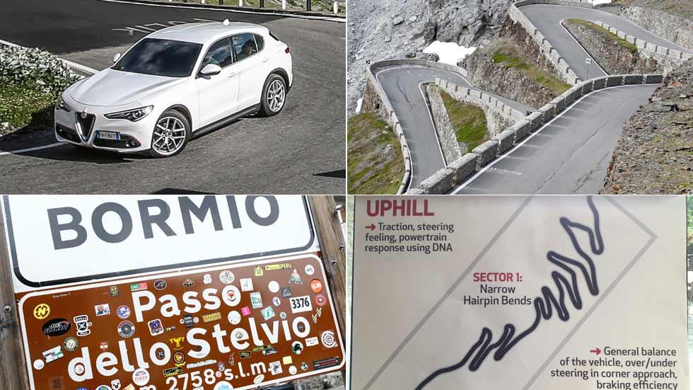 Guía de viaje en coche por el Passo dello Stelvio