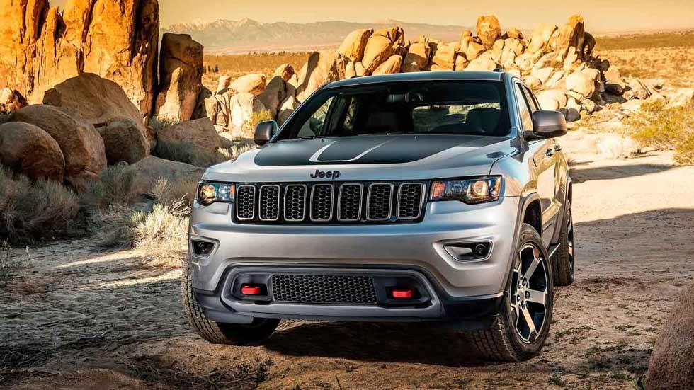 Jeep Grand Cherokee Trackhawk: el SUV más potente del mundo ya tiene precio